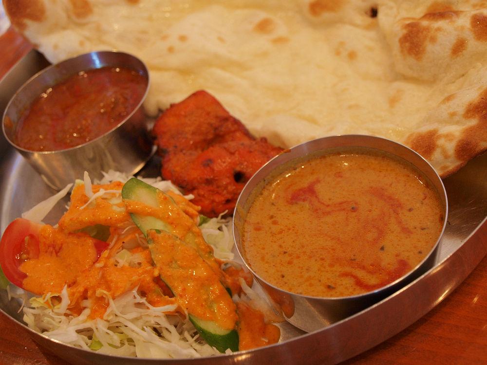 座間駅前のインドカレー屋さん!「インド食堂 マハトマ」