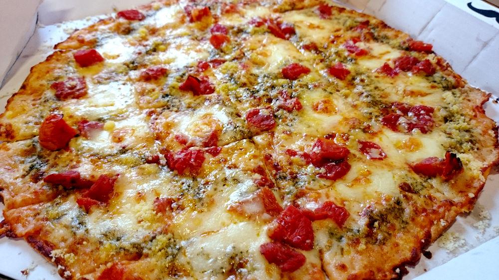きょうの夕飯「マルゲリータピザ 他」