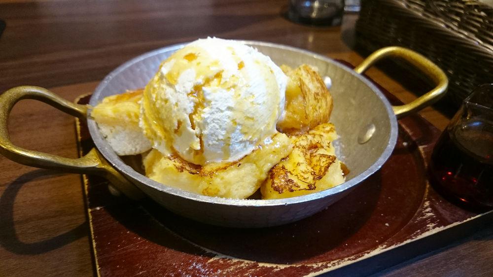 和風カフェでフレンチトースト!「星乃珈琲店 座間店」