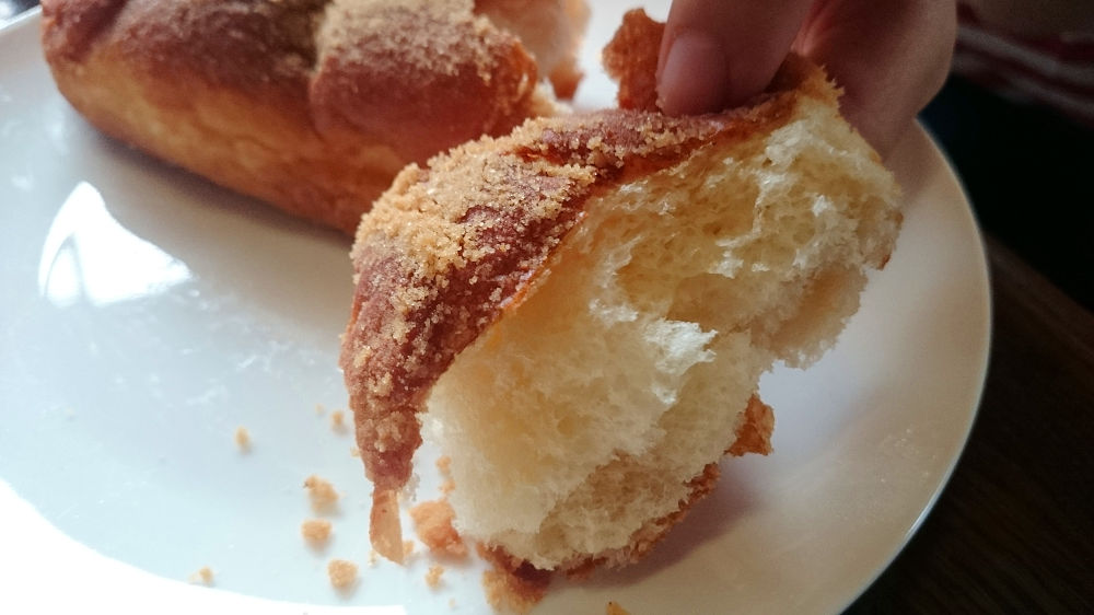 美味しいまちのパン屋さん「ぱん工房ふくふく」