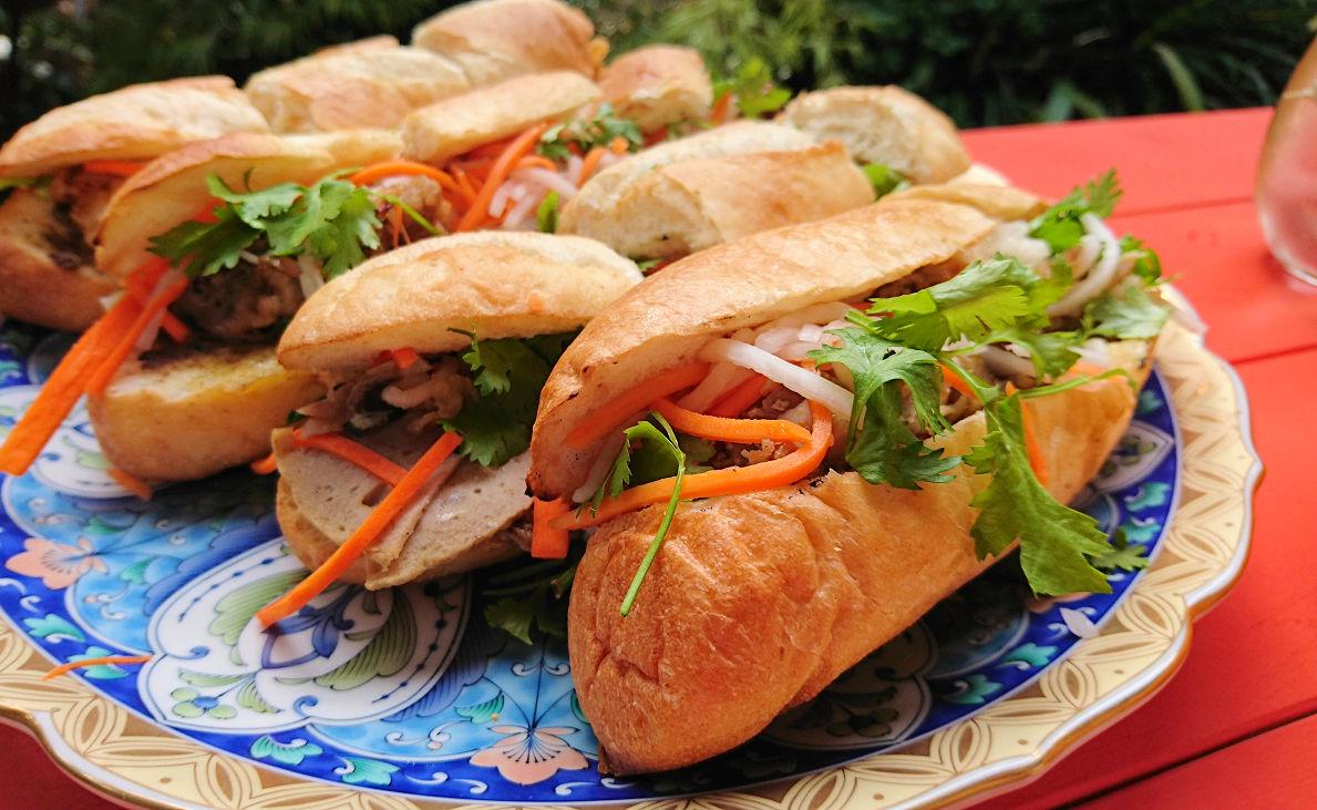 ベトナムサンドイッチのお店「THAO's」