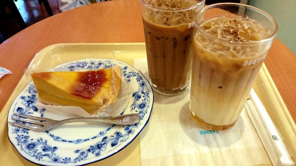 【実食レポ】ドトールコーヒー「マロンラテ・マロンミルクレープ 他」