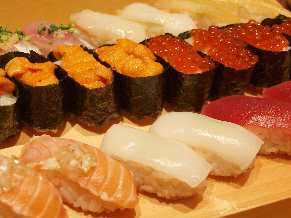 <更新>新鮮美味!寿司食べ放題!「すし玉ルミネ横浜店」