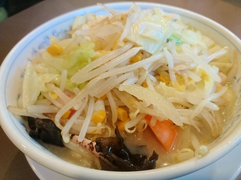 【閉店】あつあつ野菜たっぷり!「たんめん専門店 百菜ビナウォーク店」