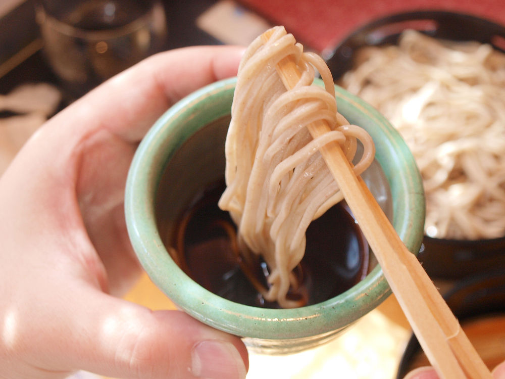 丹沢の名産もっちり十割蕎麦!「丹沢そば本店」