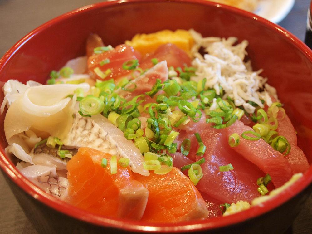 【閉店】食べ放題レポ 海のない県でも新鮮なお刺身食べ放題!!「勘助」
