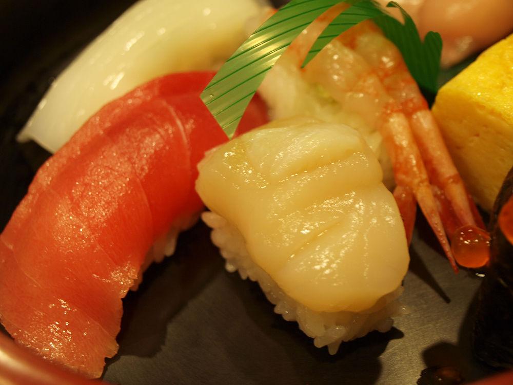 相武台下駅前の貴重&美味しい寿司処!!「みゆき鮨」