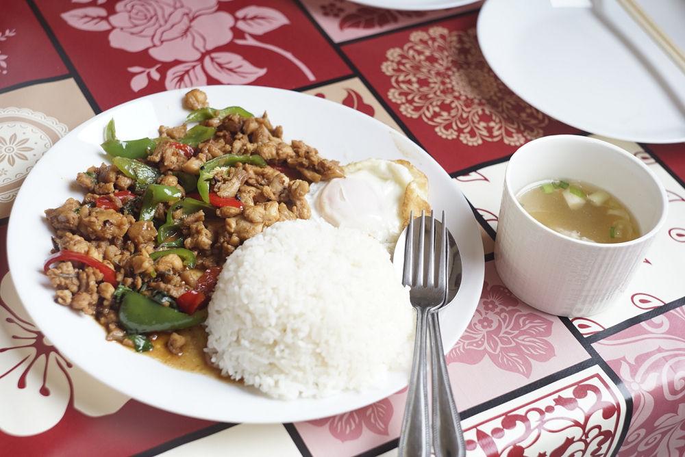 茨城でもスパイシー料理!「タイの台所コワタイ」